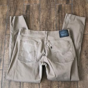 Levi's 511 pre washed jeans size 36X32